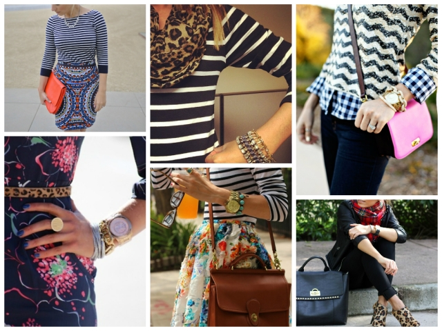Fashion 101: Mixing Prints