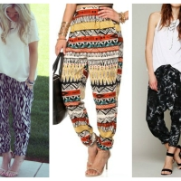 Easiest Trends Ever: Harem Pants