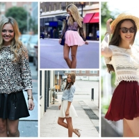 Trend Watch: Skater Skirts