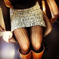 Steal of the Week: Herringbone Tights