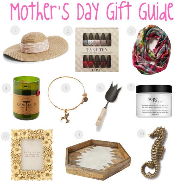 mother s day gift guide under 100 topknots polkadots