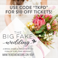 The Big Fake Wedding {$10 off Coupon!}