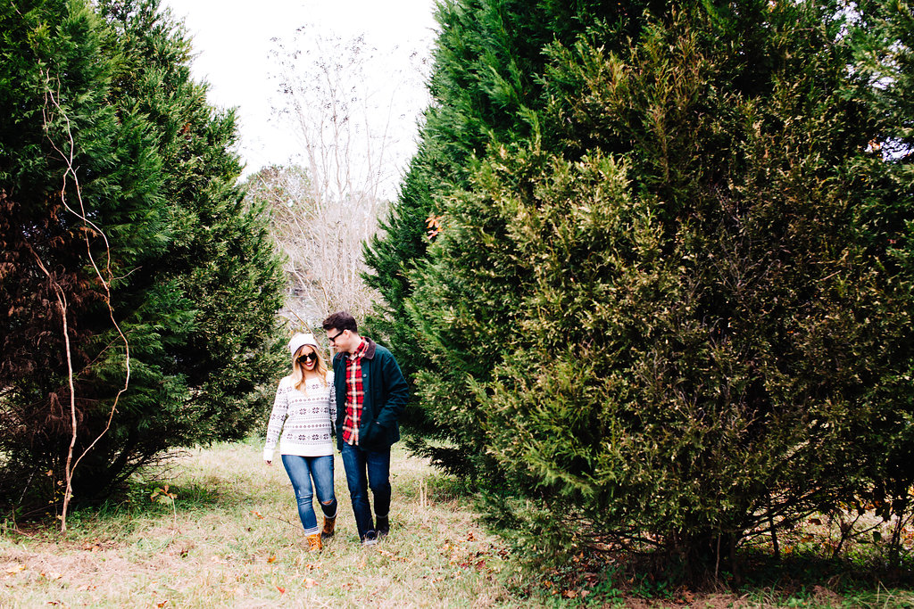 Toogoodoo Tree Farm | TopKnots & PolkaDots